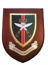 Royal Gurkha Rifles Regimental Military Wall Plaque